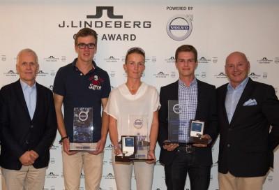 K1600 167857 Finalsieger des J Lindeberg Golf Award powered by Volvo 2015