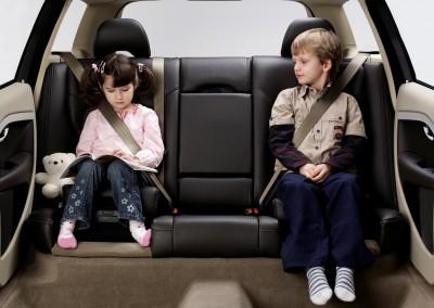 K1600 162340 Zweifach h heneinstellbarer integrierter Kindersitz