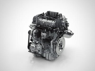 168208 Drive E Drei Zylinder Benzinmotor