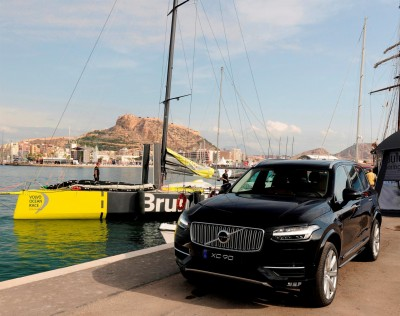 K1600 154386 Volvo Ocean Race 2014 2015