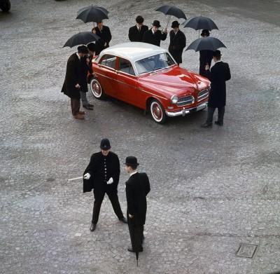 K1600 57204 Volvo P1200 P120 Amazon ab 1956