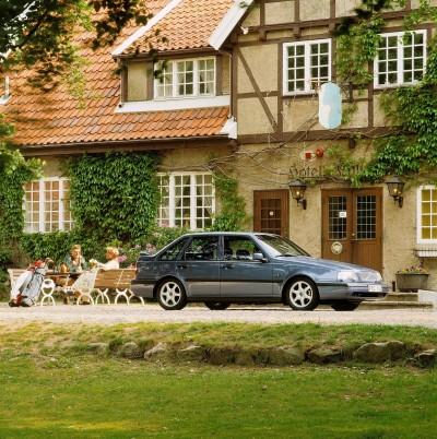 234378 30 Jahre Volvo 440 Der Griff nach den Sternen
