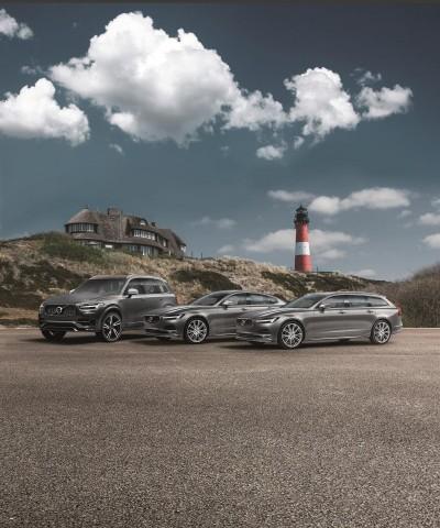 K1600 193934 Volvo XC90 Volvo S90 und Volvo V90